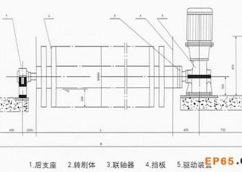 氧化沟转刷曝气机的结构特点与原理