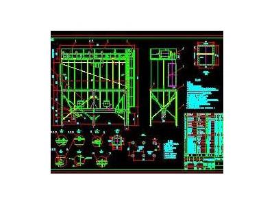 PPCS64-5气箱脉冲袋式除尘器图