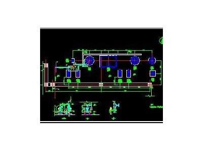 腈纶装置反应单体排空废气治理设计图