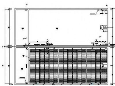 CASS池工艺设计图